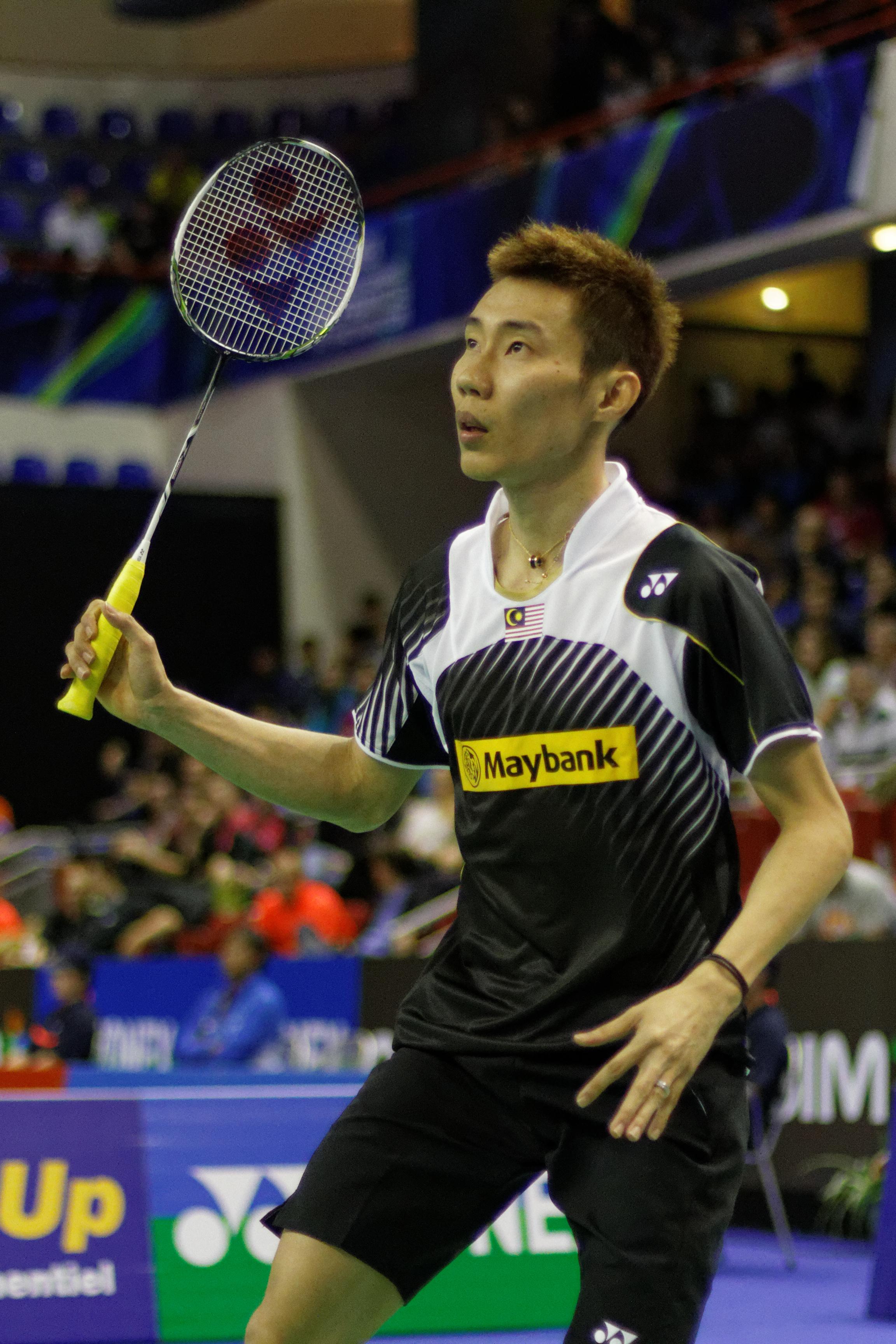 File Yonex IFB 2013 Quarterfinal Lee Chong Wei vs Boonsak
