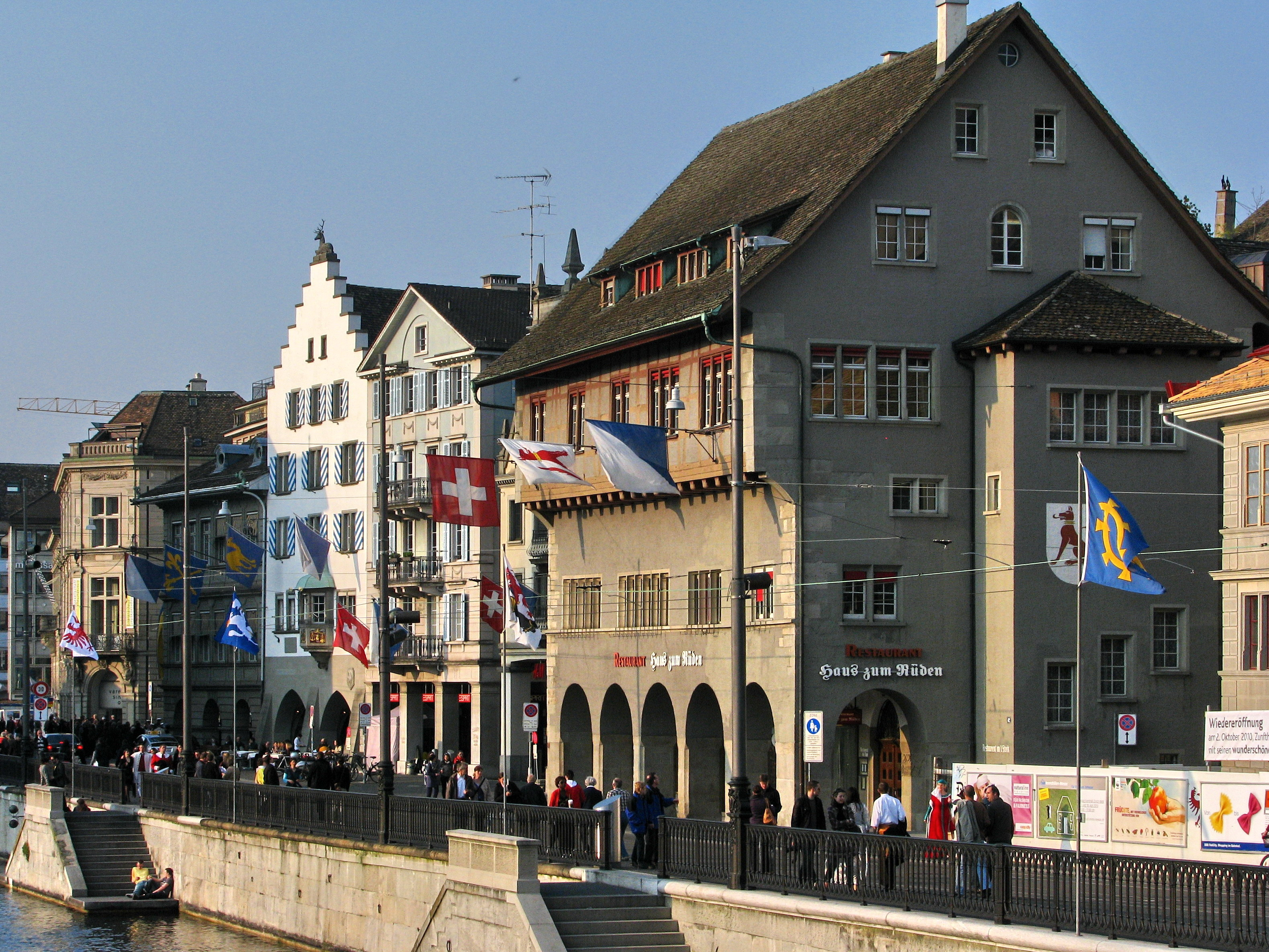 3 Most Luxurious Hotels In Zurich