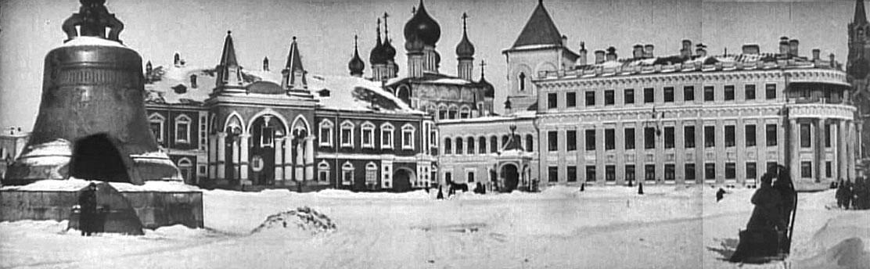 Ивановская площадь Московского Кремля (Moscow clad in snow).jpg