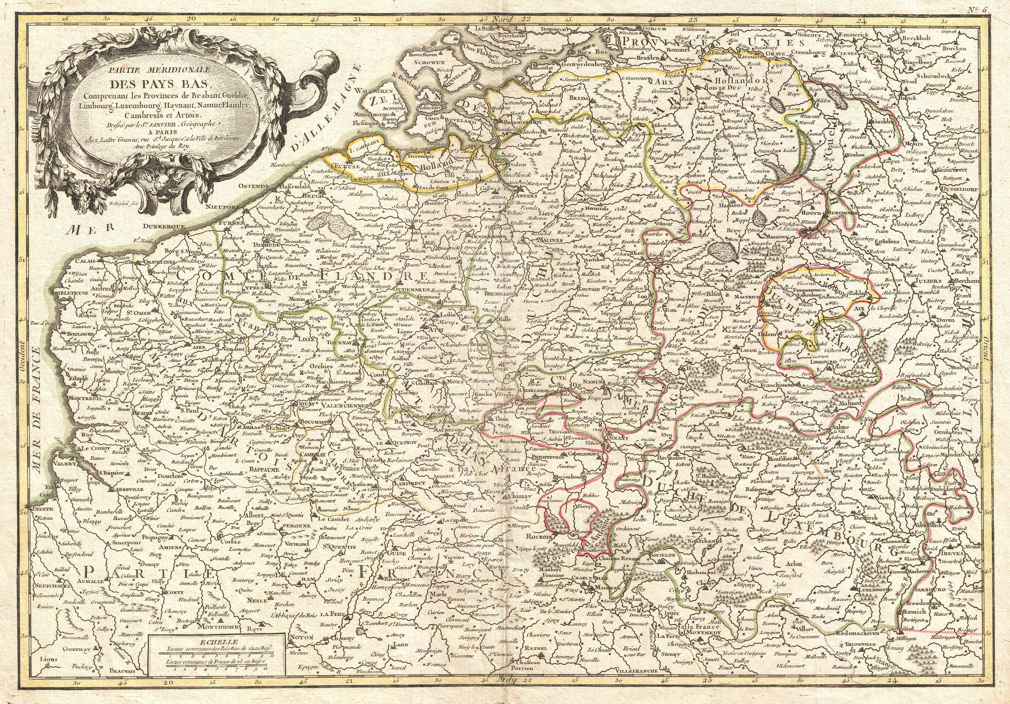 file1771 janvier map of belgium and luxembourg geographicus belgiumluxembourg janvier