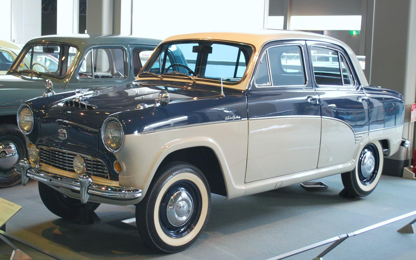 日産・オースチンa50ケンブリッジ Wikipedia