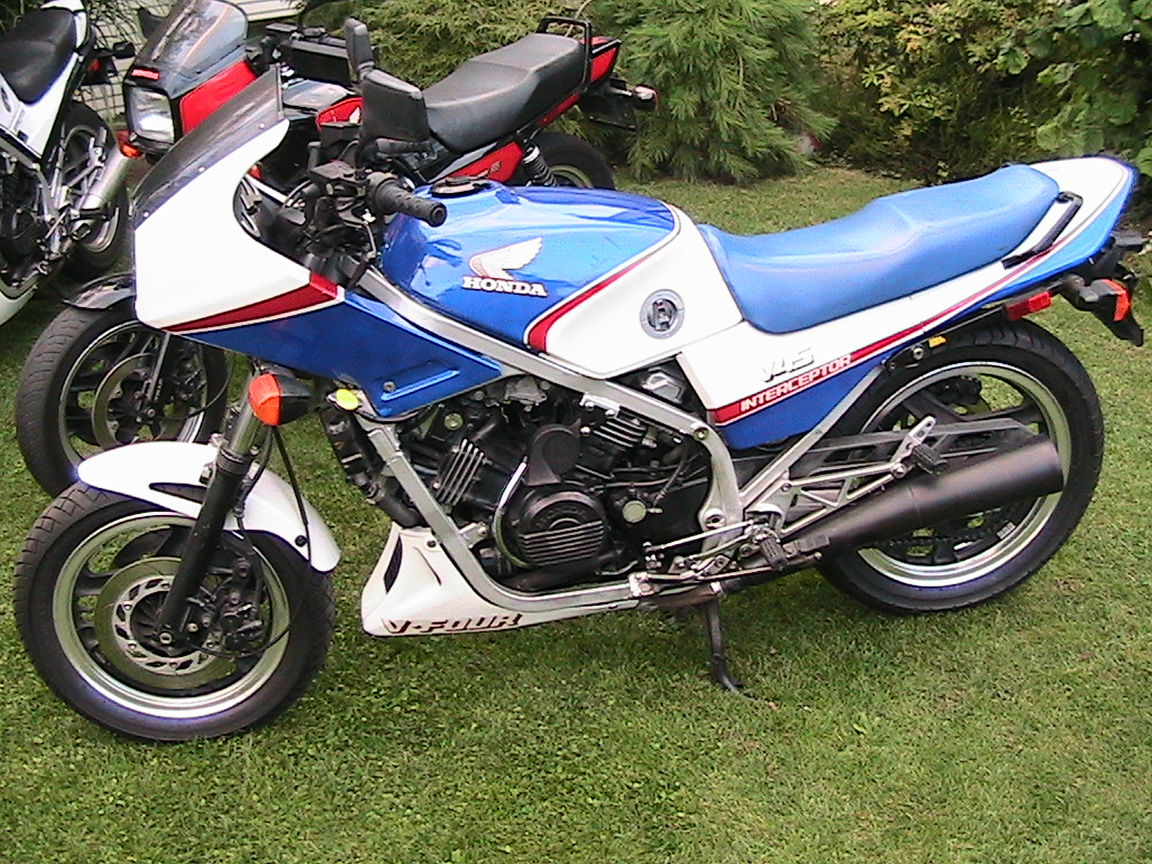 Honda VF and VFR - Wikipedia