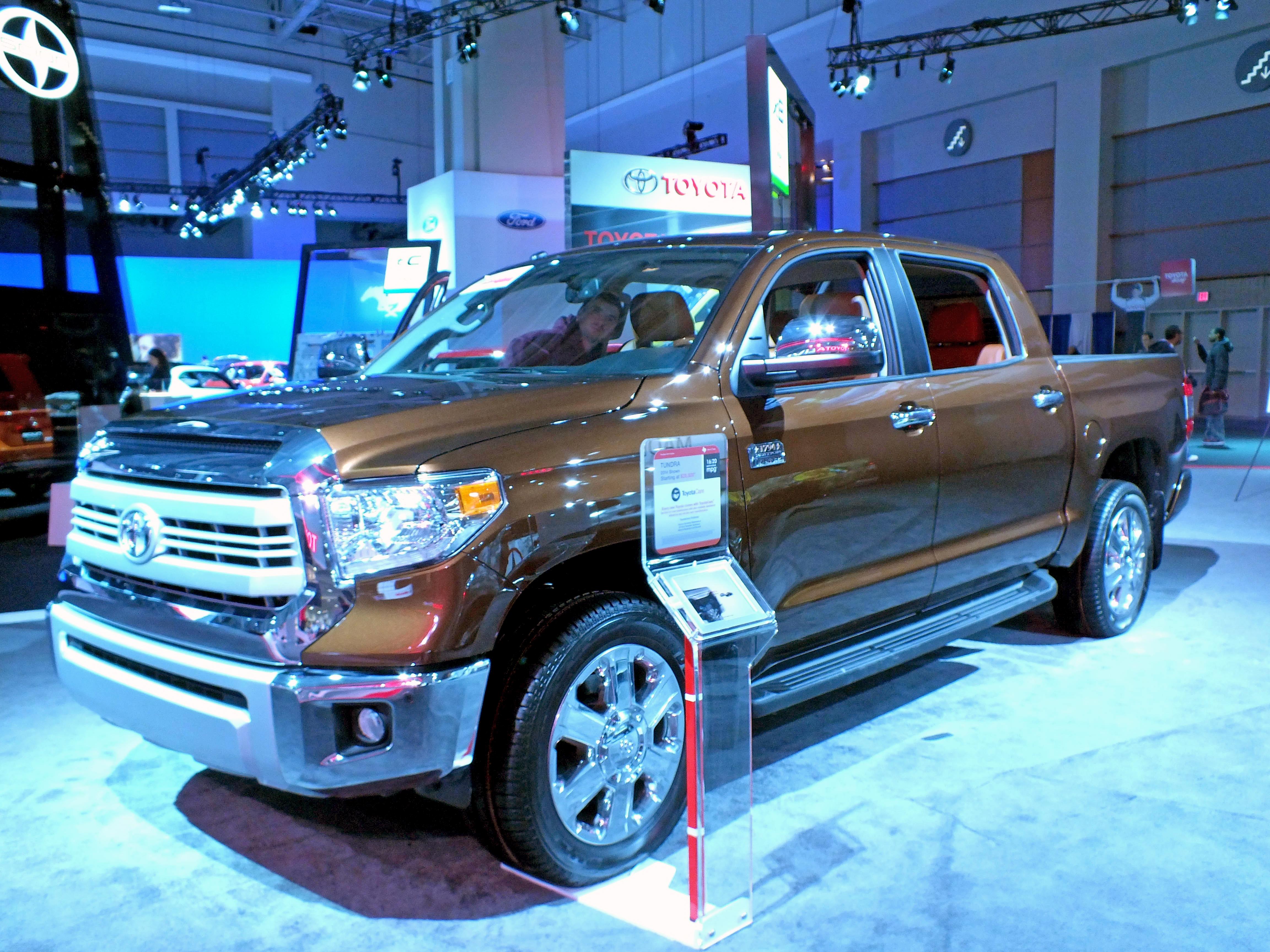 File 2014 Toyota Tundra 1794 Edition Jpg