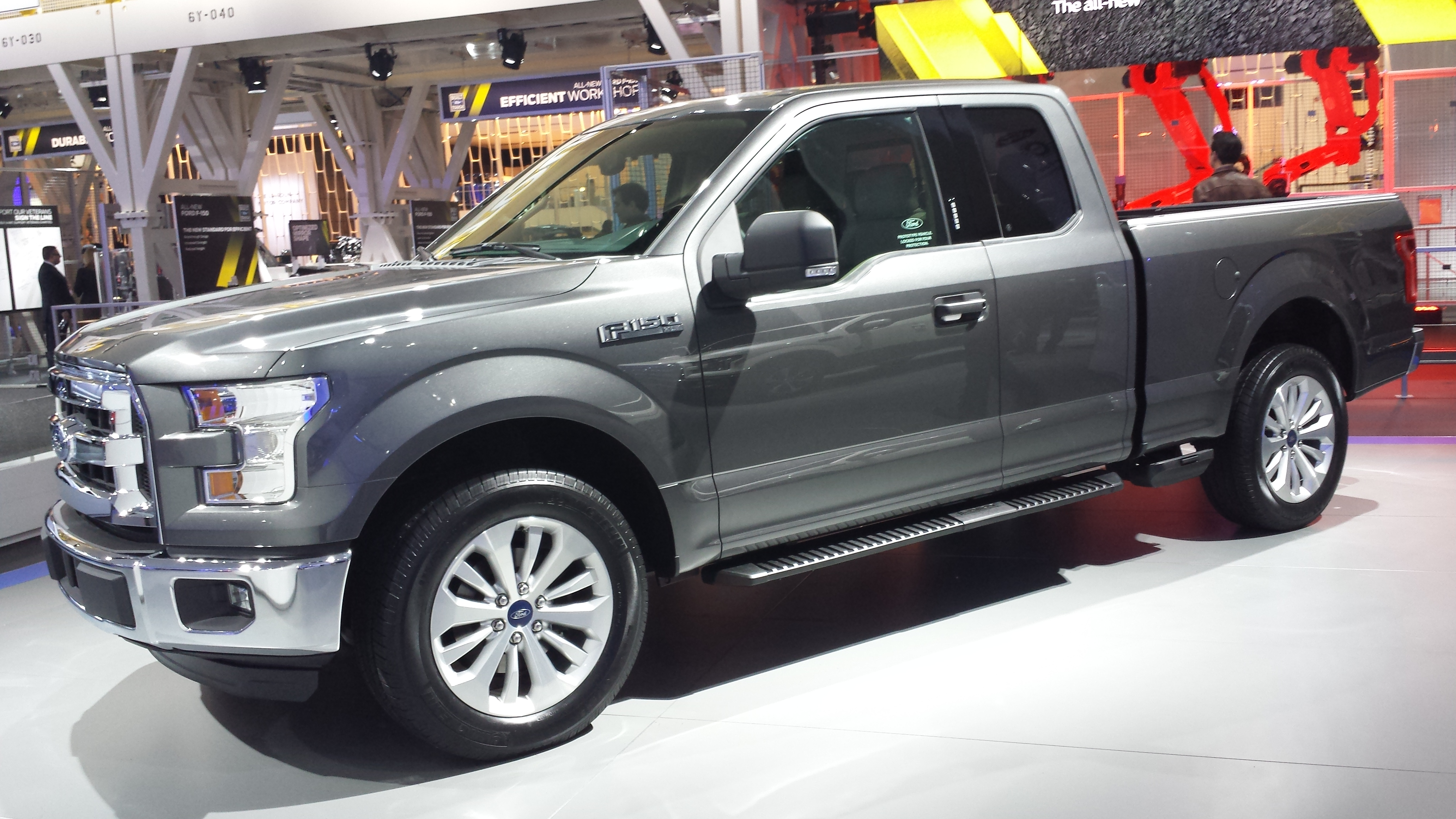 Ford Truck Exterior Paint Code Uk
