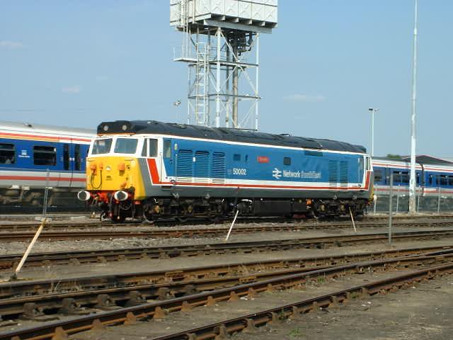 Review: Hornby Class 50 (3/6)