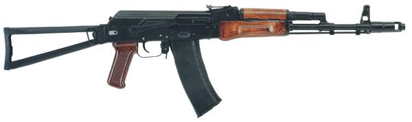 AKS-74 automatas