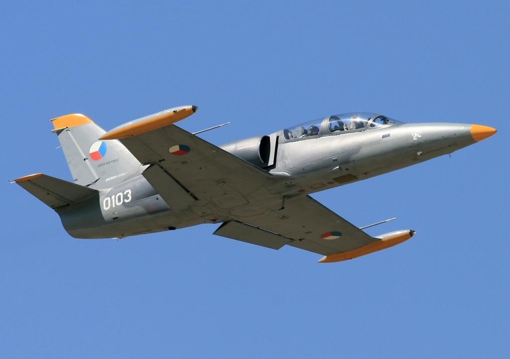 Aero_L-39C_Albatros,_Czech_Republic_-_Ai