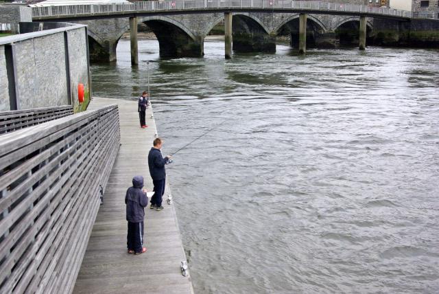 Afon Teifi, Cardigan - geograph.org.uk - 744063