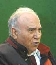 Ali Mohammad Afghani writer