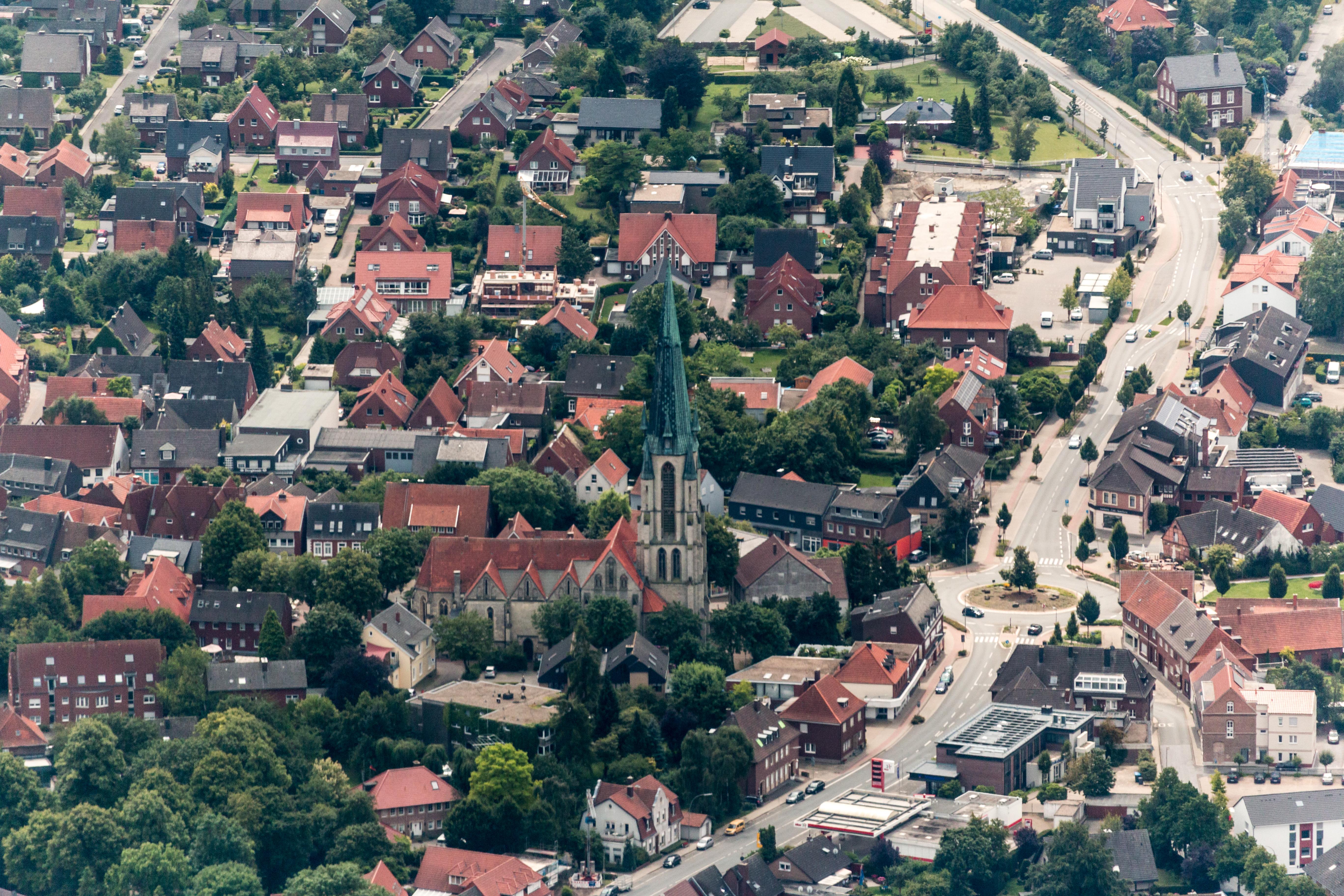 File Altenberge St Johannes Baptist Kirche 2014 2529 Jpg