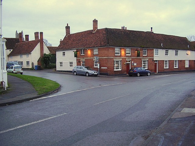 Creative Commons image of The Angel Inn in Colchester