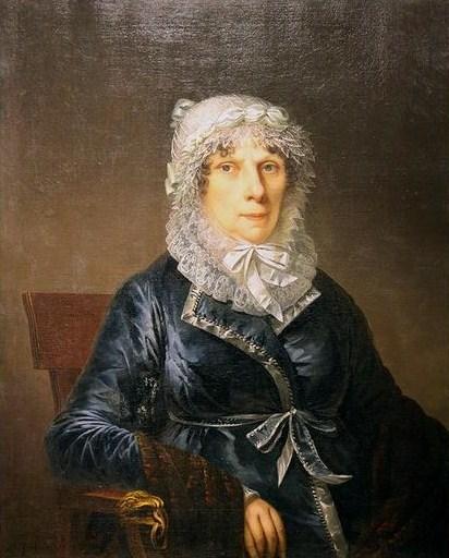 Елизавета Андреевна Аракчеева (урожд. Ветлицкая) (1750—1820), мать А. А. Аракчеева.