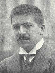 Artur Schnabel, about 1906