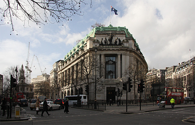 Image result for australia house london