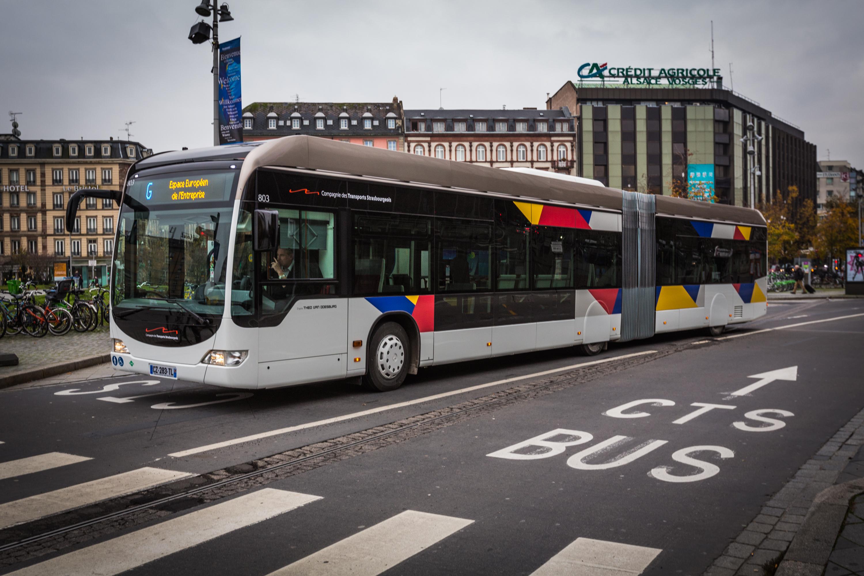 Bus haut niveau de service de Strasbourg Wikiwand