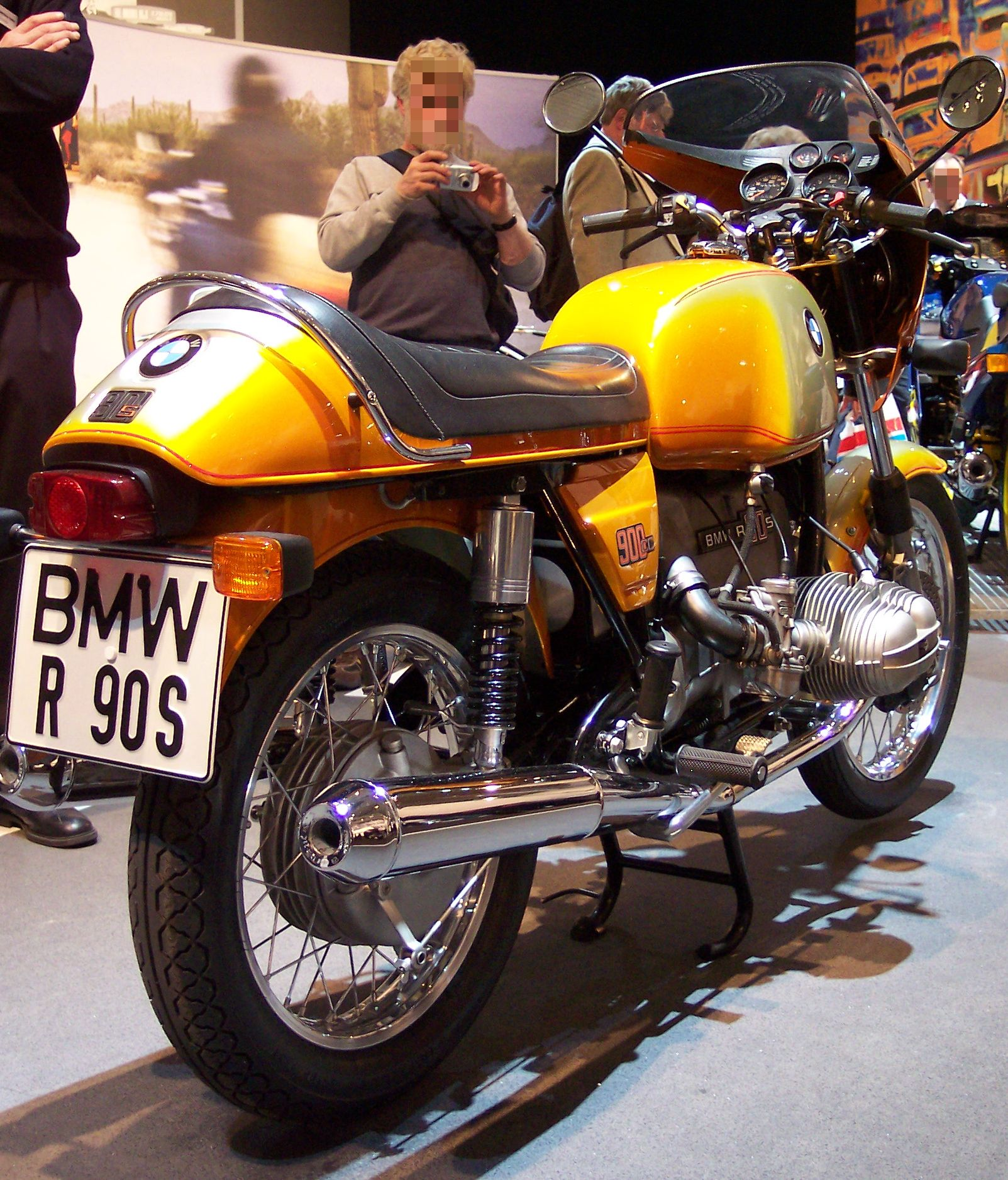 File Bmw R90s Gold 1975 Hr Tce Jpg Wikimedia Commons