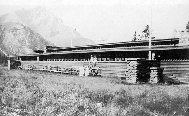 Banff National Park Pavilion Wikipedia