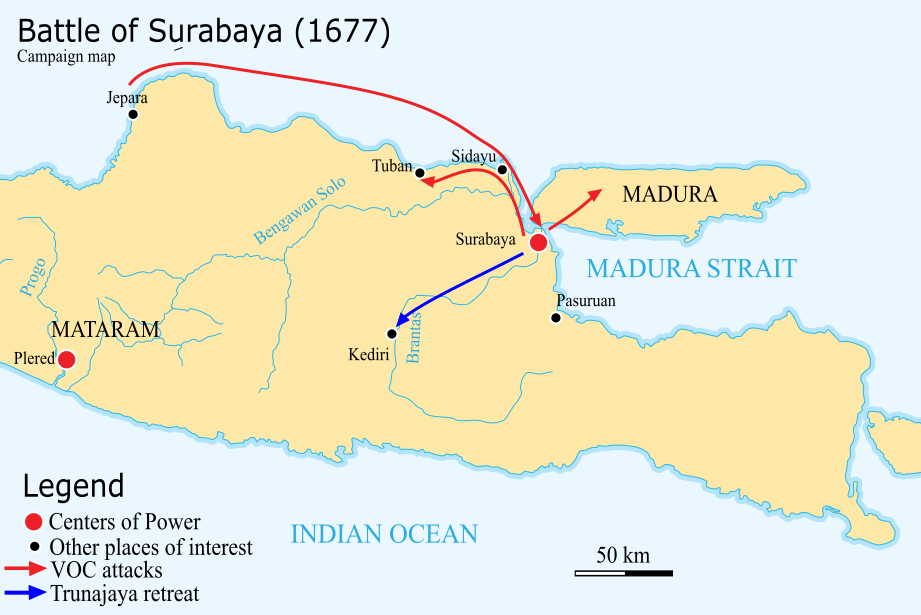 Battle of Surabaya (1677) - Wi...