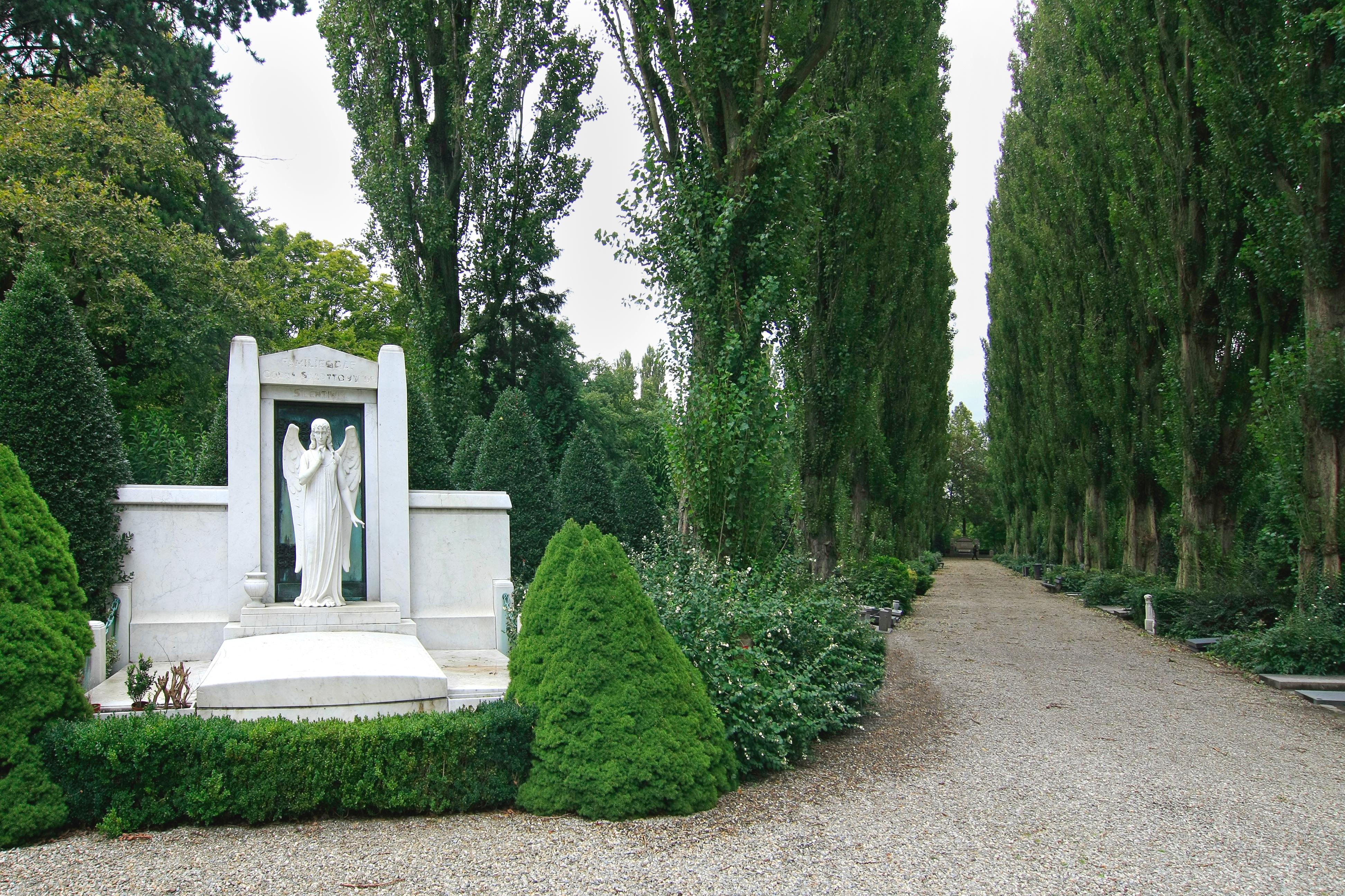 Algemene begraafplaats crooswijk parkaanleg in rotterdam for Rotterdam crooswijk