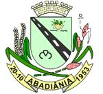 Ficheiro:Brasão Abadiânia GO.png