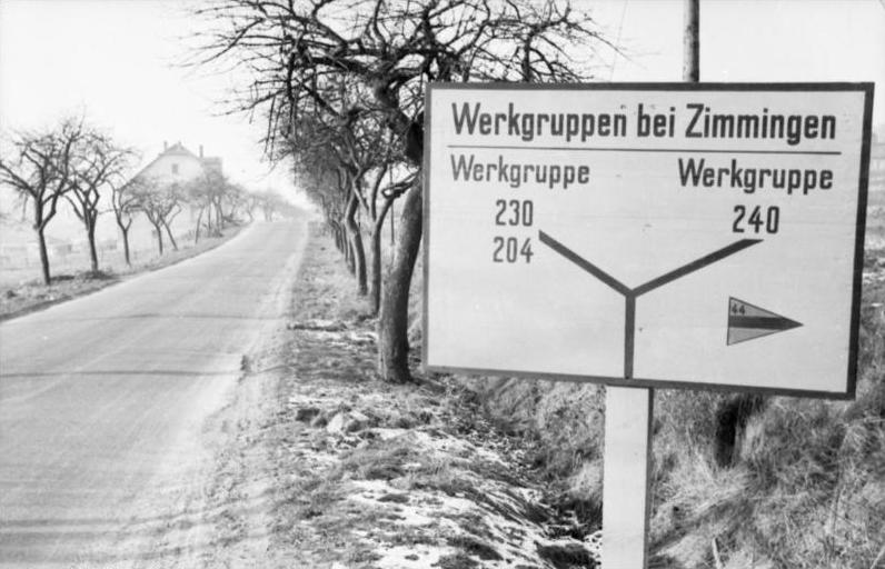 Zollstock Hakenkreuz
