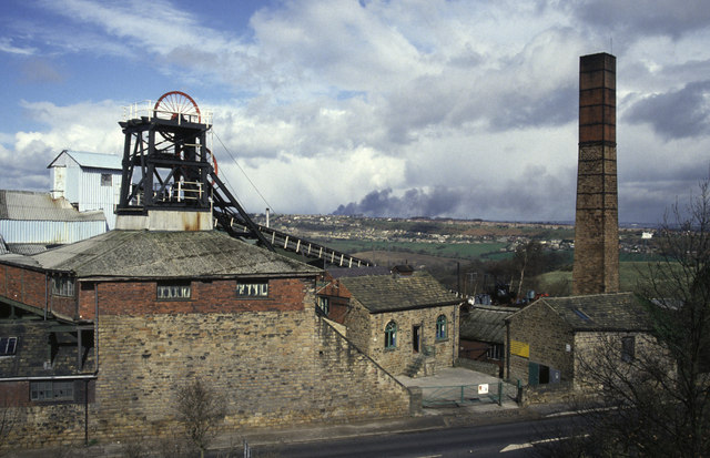 Caphouse Colliery-National Mining Museum - geograph.org.uk - 998808