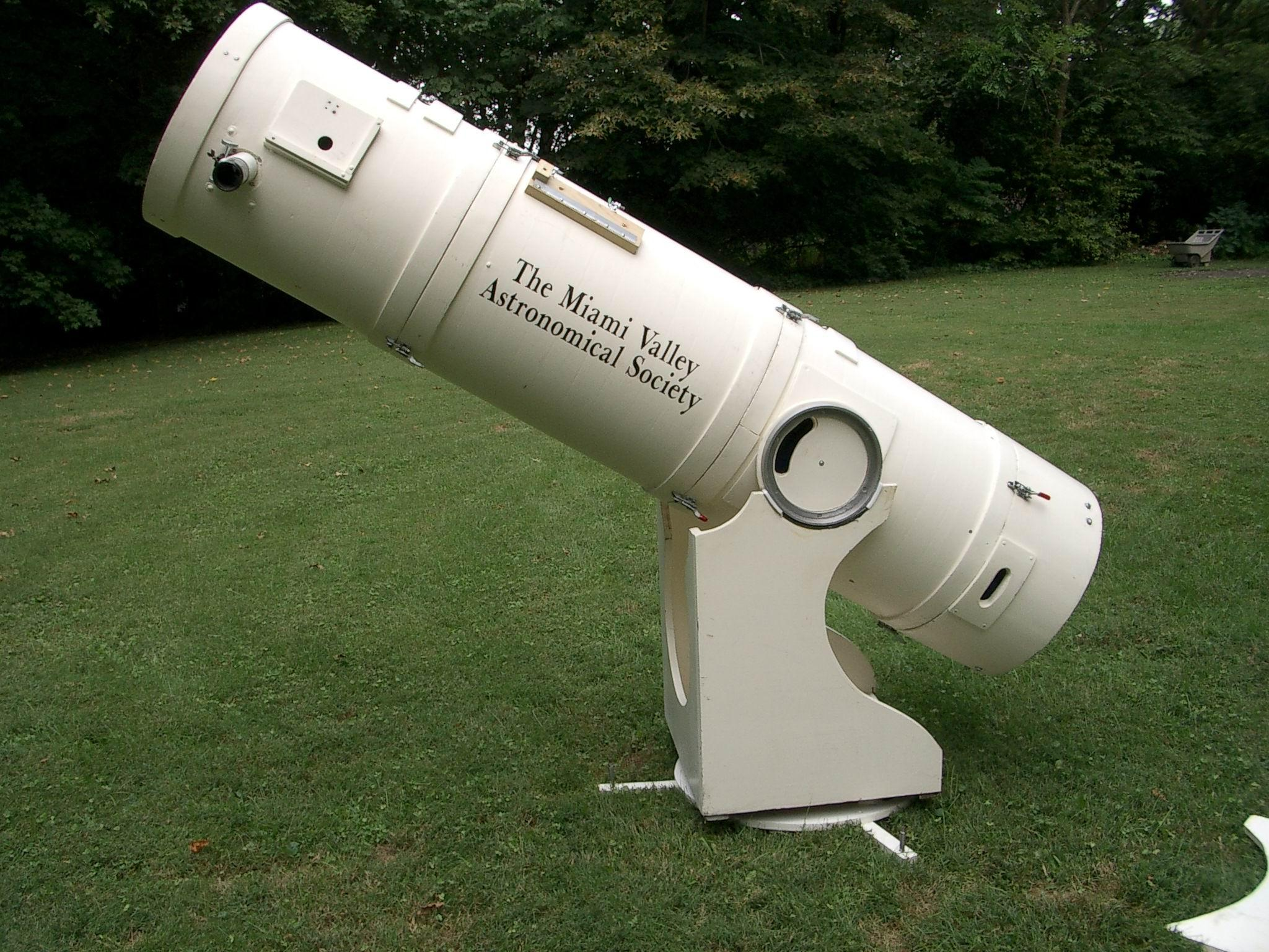 how to build a dobsonian telescope pdf