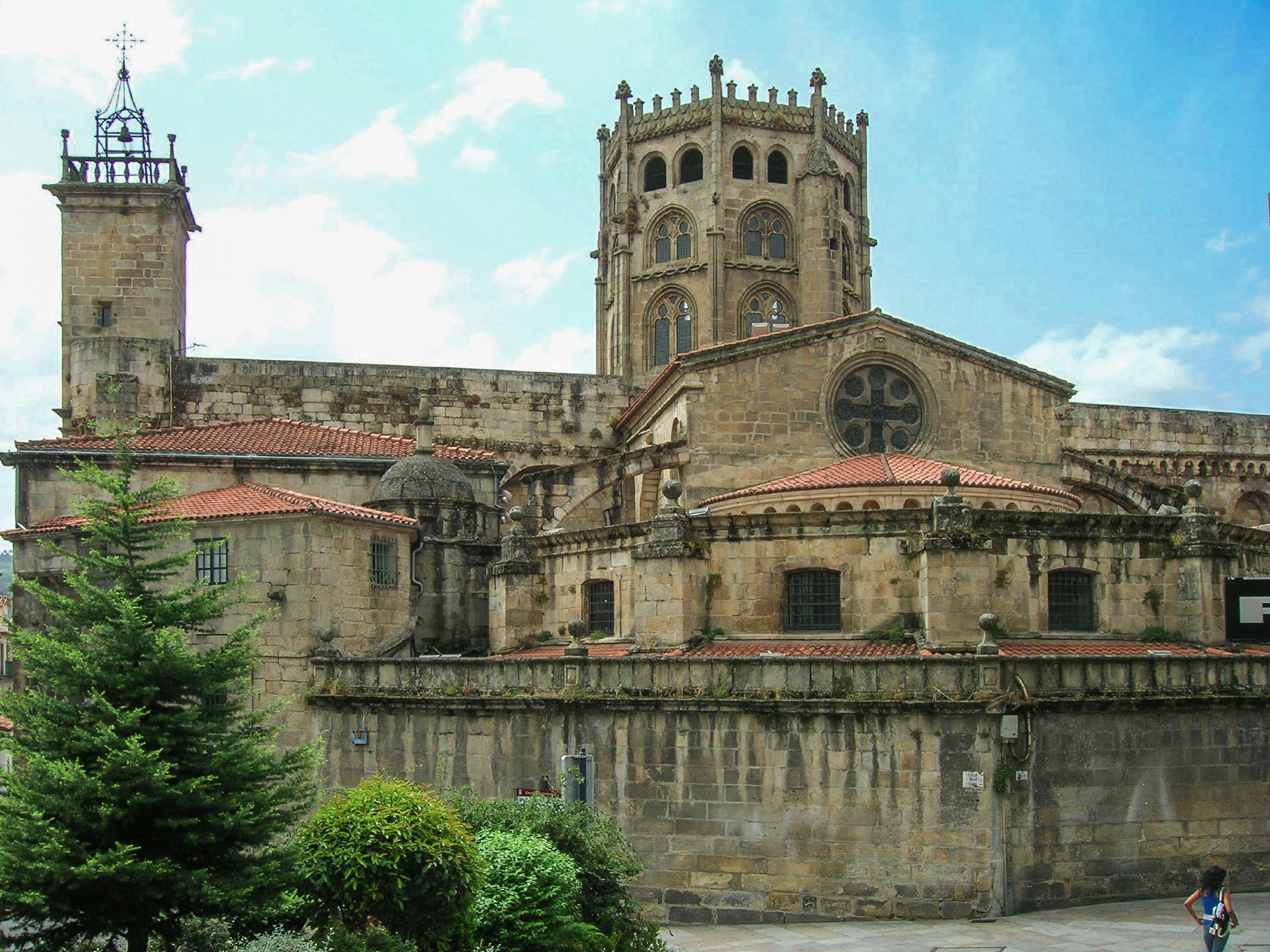 Ourense Spain  city photos gallery : Catedral de Ourense Cabeceira Wikipedia, the free ...