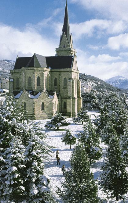 Catedral Nuestra Señora del Nahuel Huapi