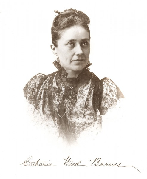 Image of Catharine Weed Ward from Wikidata