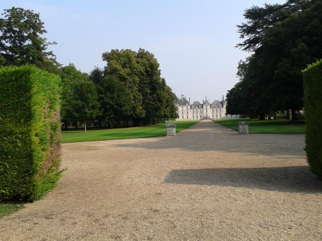 Château de Cheverny (InscritInscritClassé)