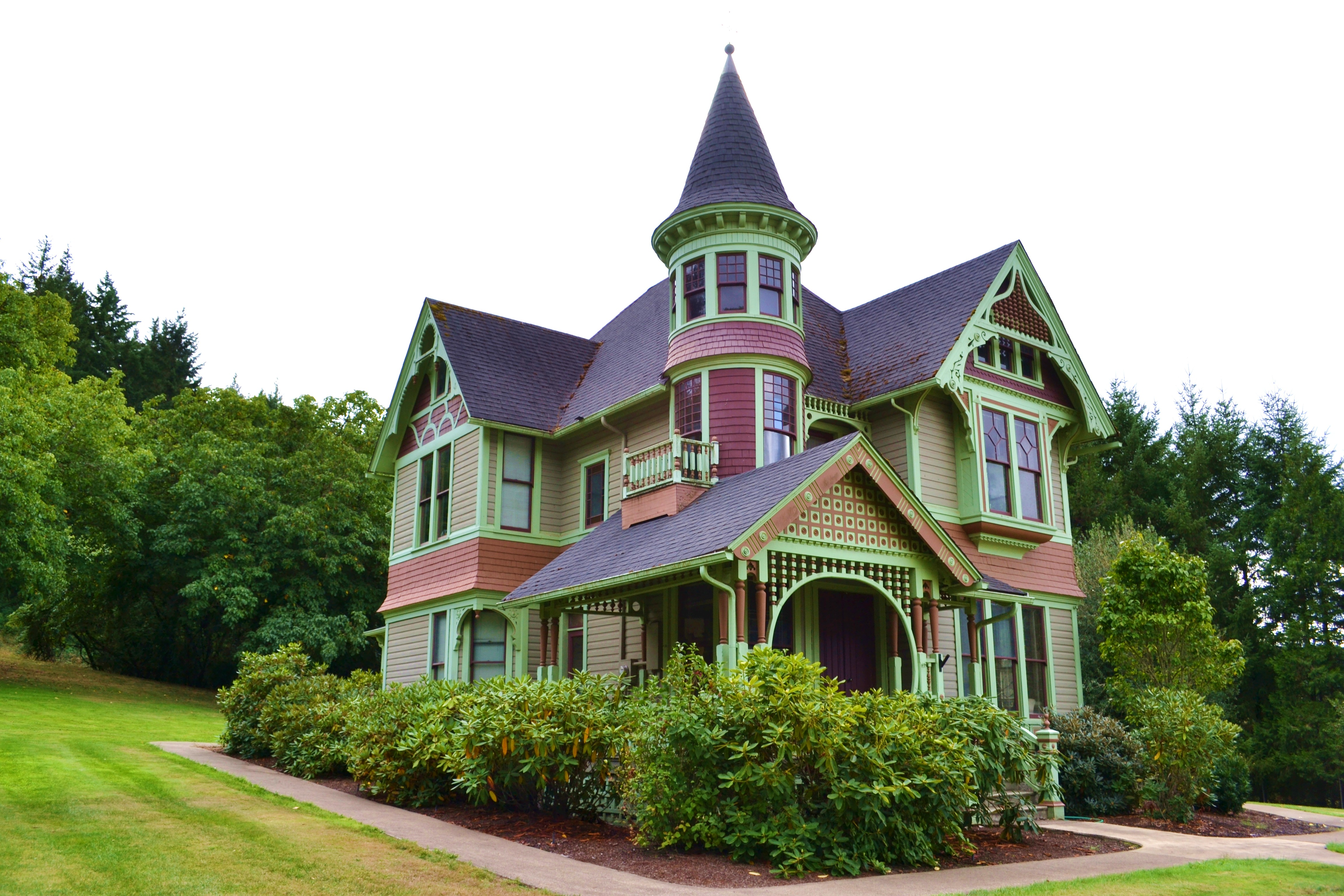 File charles and anna drain house drain oregon jpg for Building a home in oregon