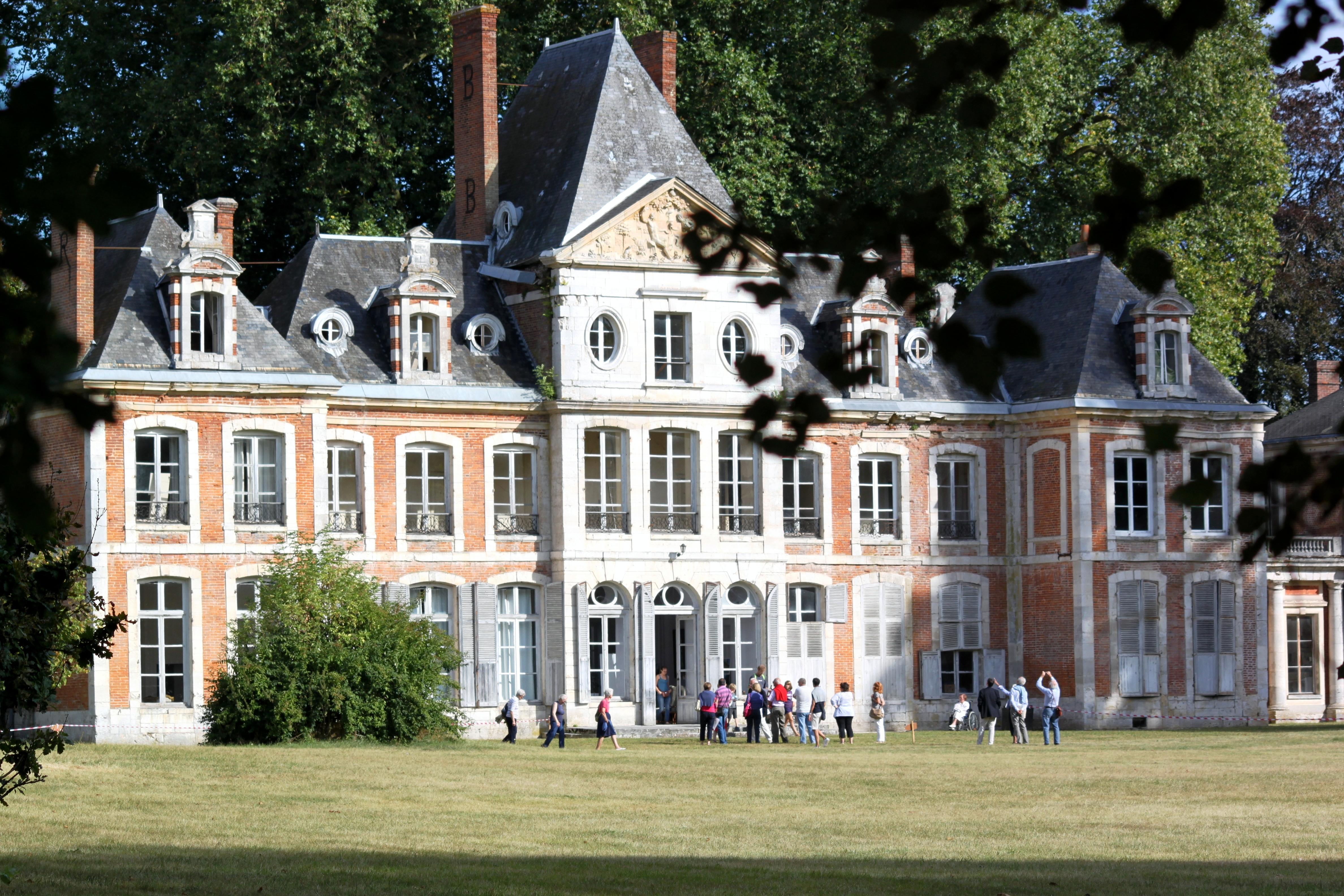 Le ch teau de martin du 9 juin trouv par ajonc page 2 - Chateau de villiers le bacle ...