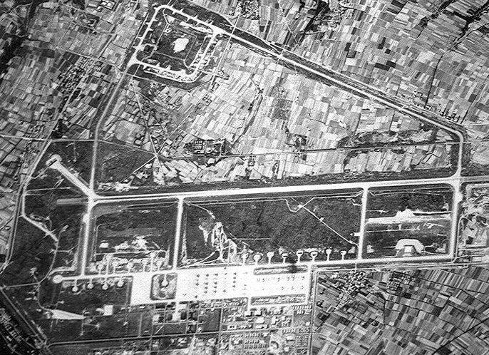 Ching Chuan Kang Air Base
