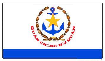 New Navy Flag - Vietnam People's Navy