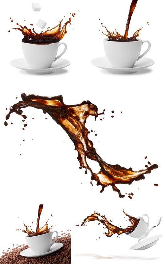 Coffee And Tea Mix Drink