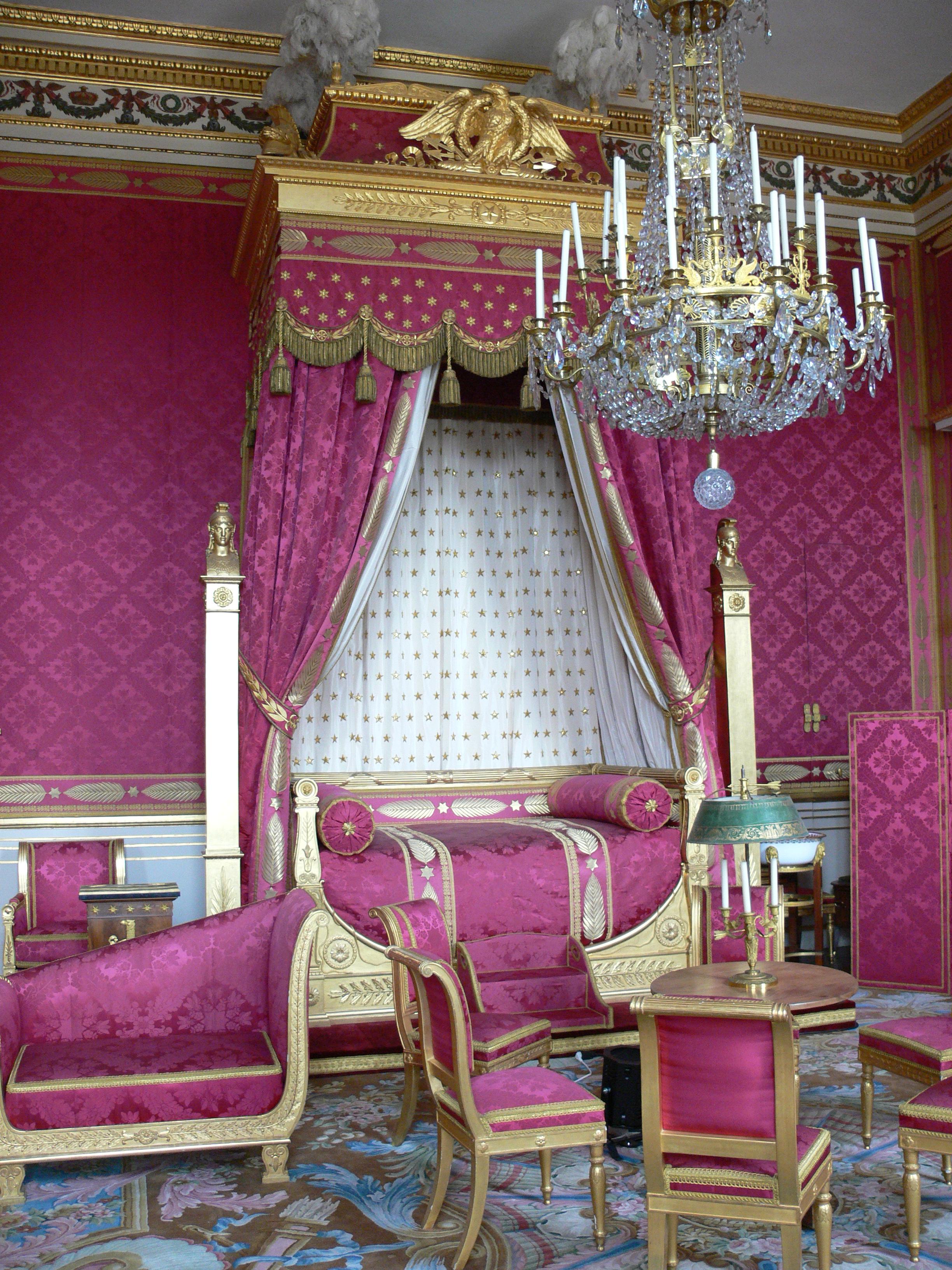 Antique Double Bed Hamilton