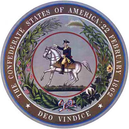 The Seal of the Confederate States of America