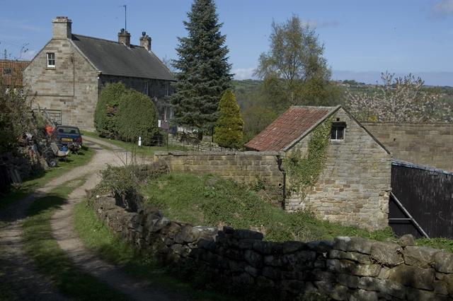 Cottage at Delves - geograph.org.uk - 1862358