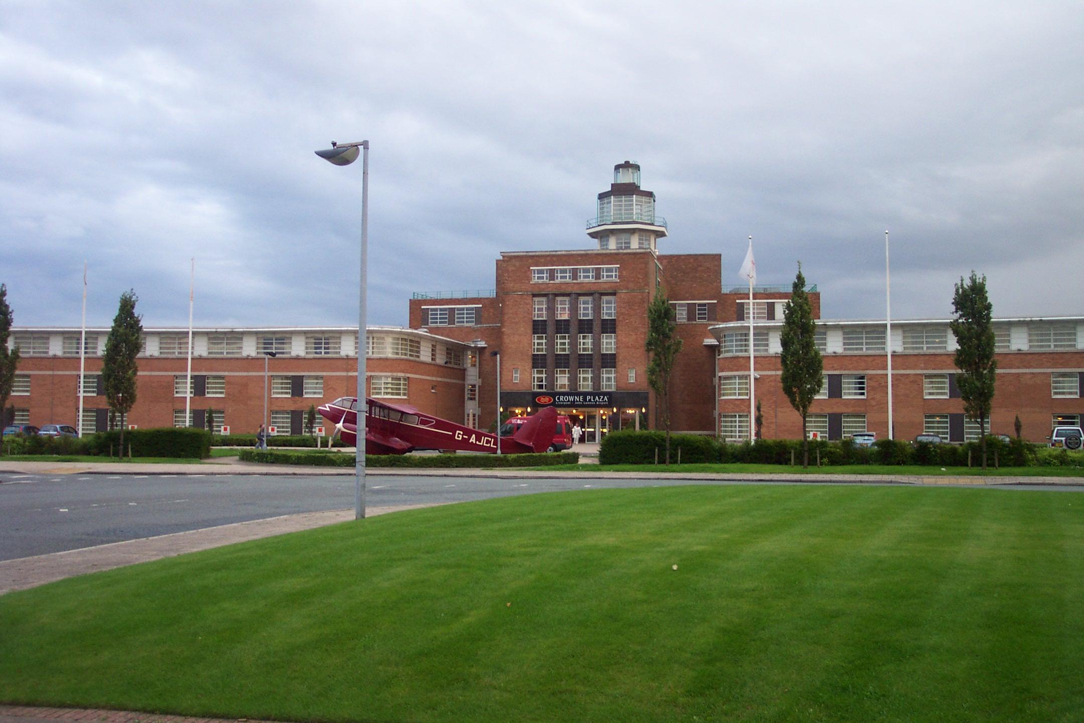 Crowne Plaza Liverpool John Lennon Airport Hotel Wikipedia