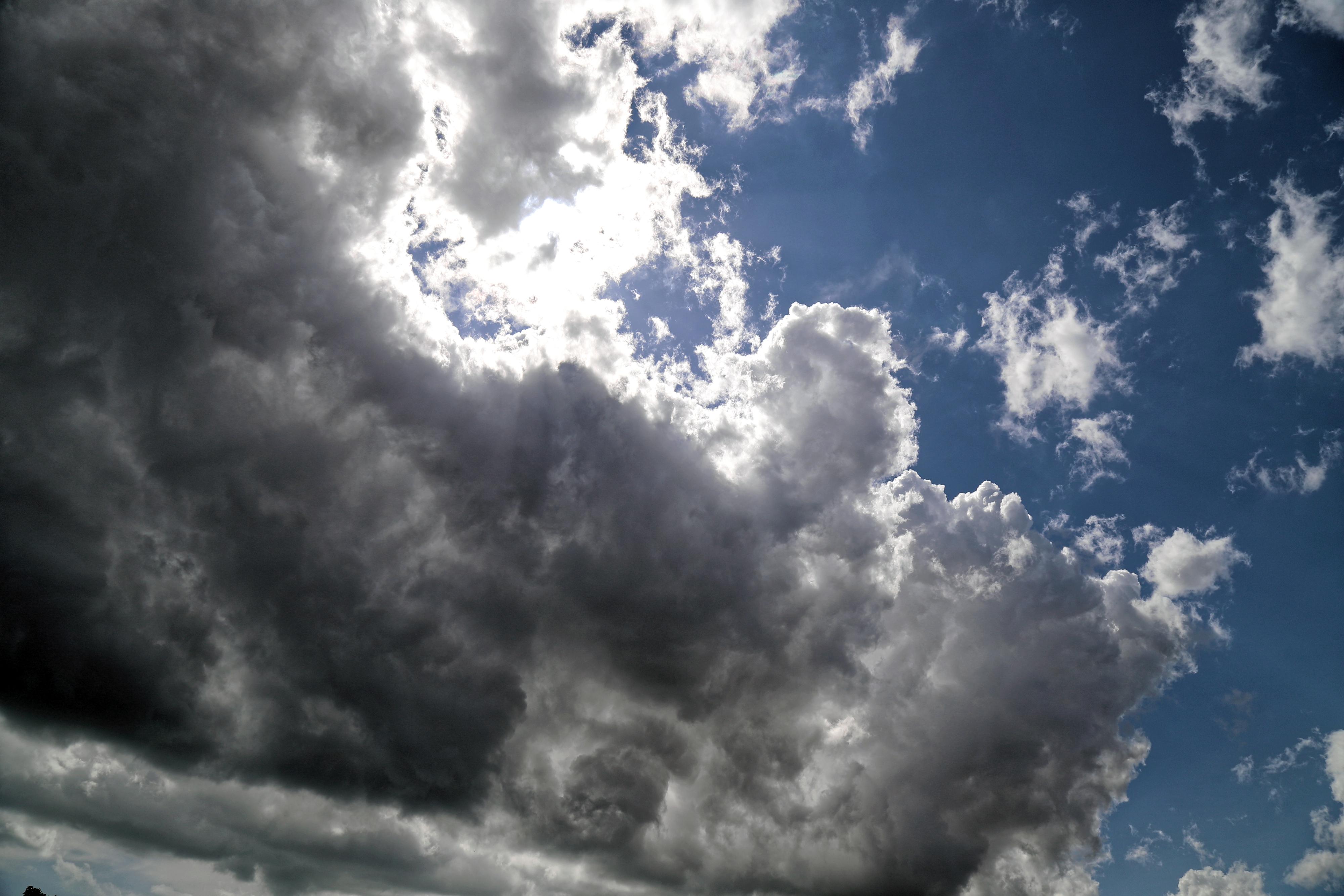Cloud Formation | 6 प्रकार के बादल | क्यूम्यलोनिम्बस क्लाउड