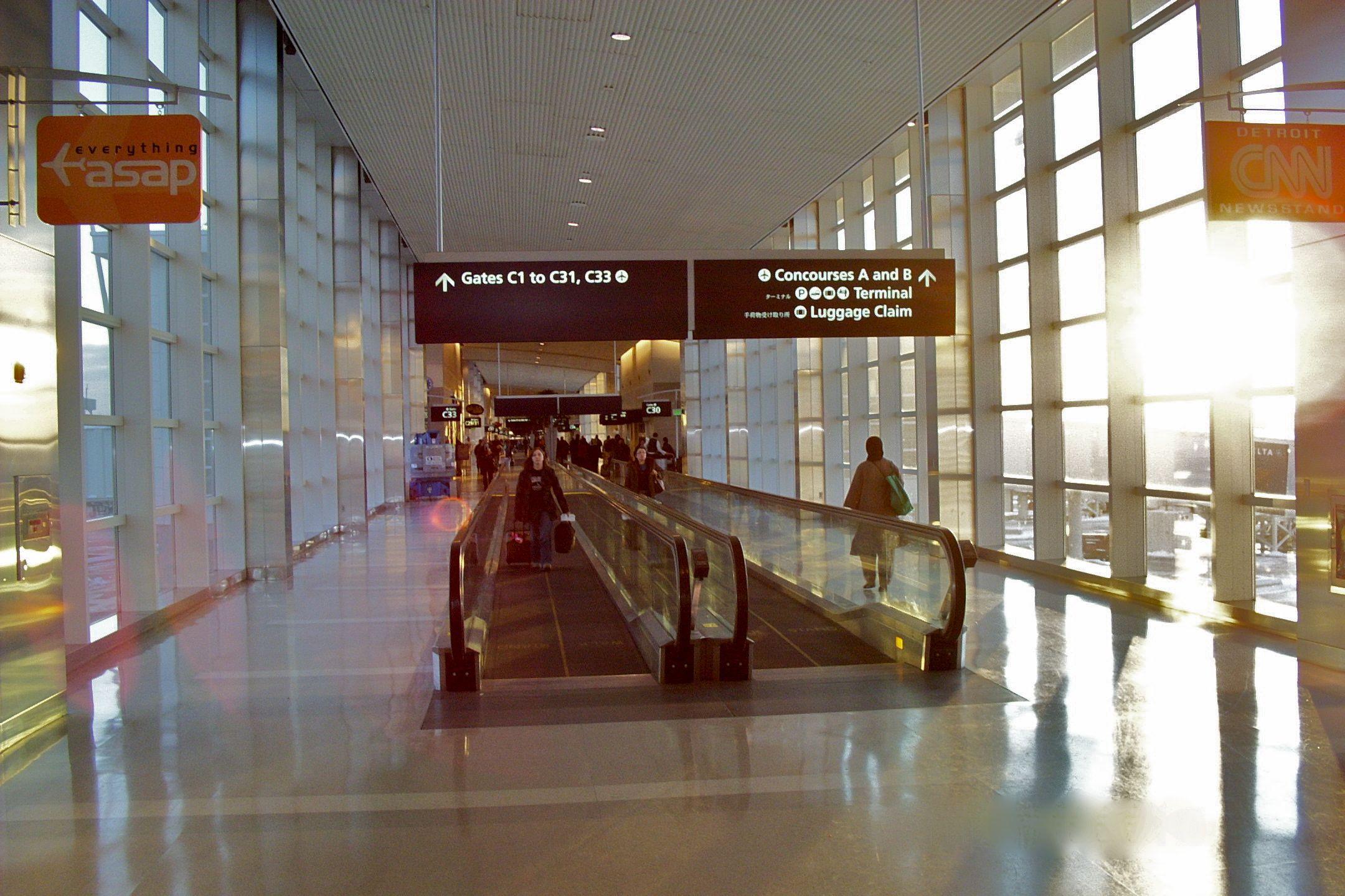 Detroit Metropolitan Airport