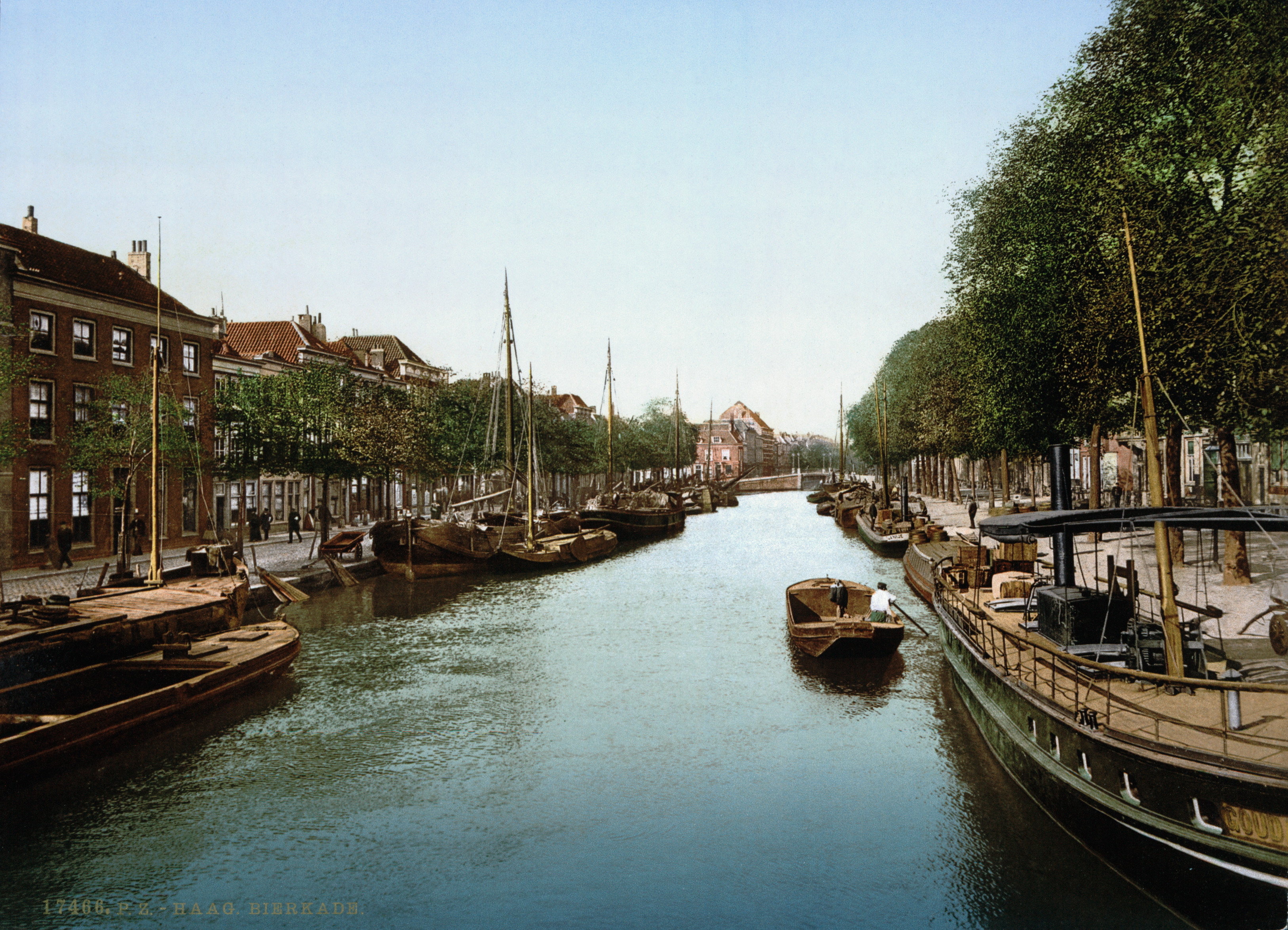 File Den Haag   Bierkade 1900 jpg   Wikimedia Commons