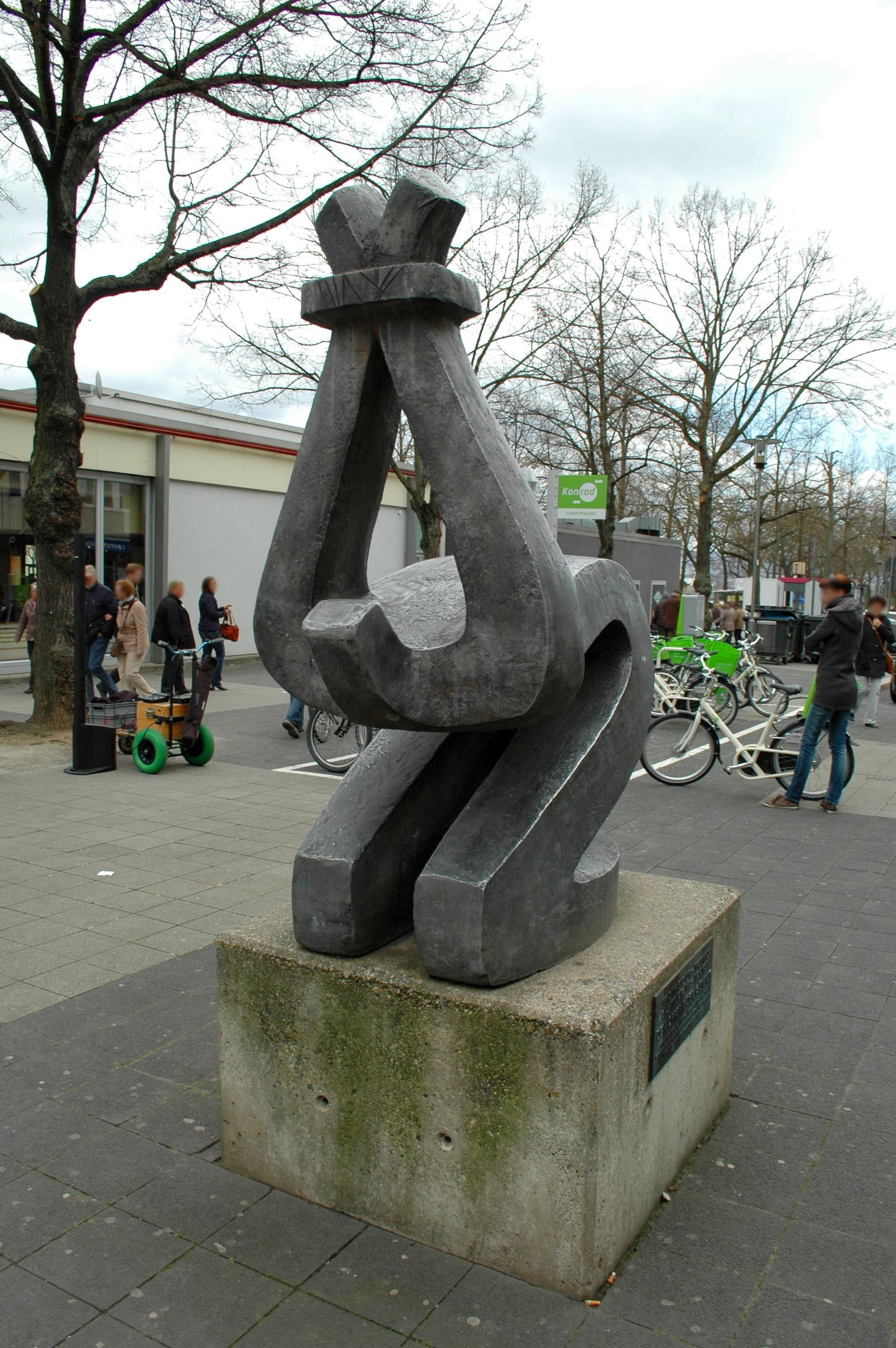 Dateidenkmal In Kassel Innenstadtjpg Wikipedia