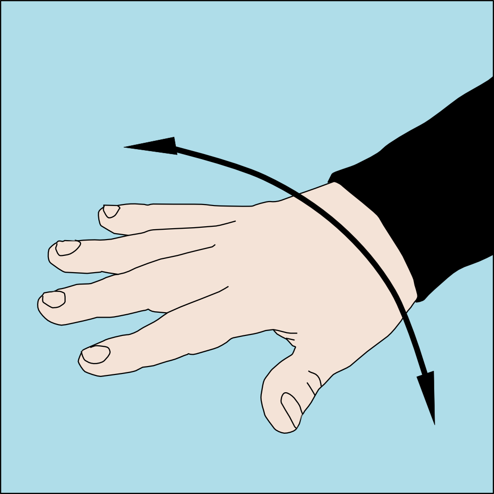 filedive hand signal not rightpng wikimedia commons