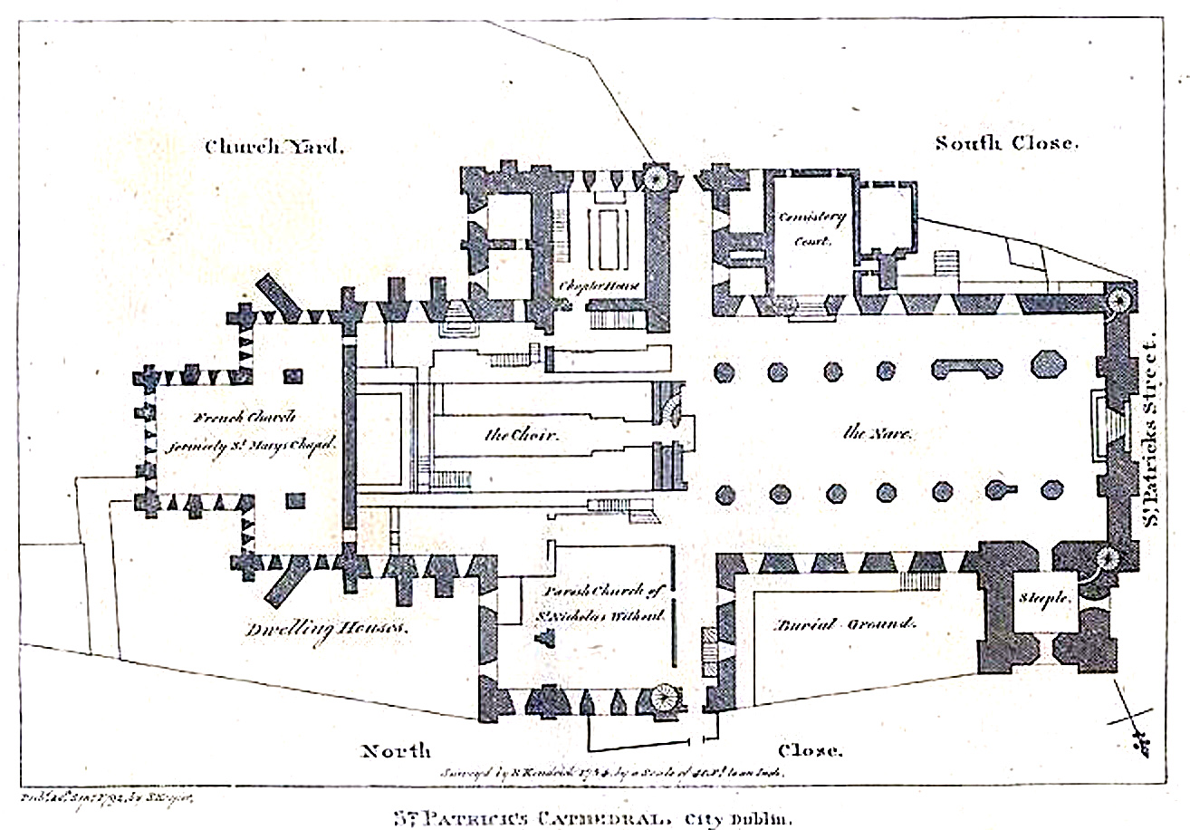 Cathedral Of Learning Floor Plan St Patrick S Cathedral