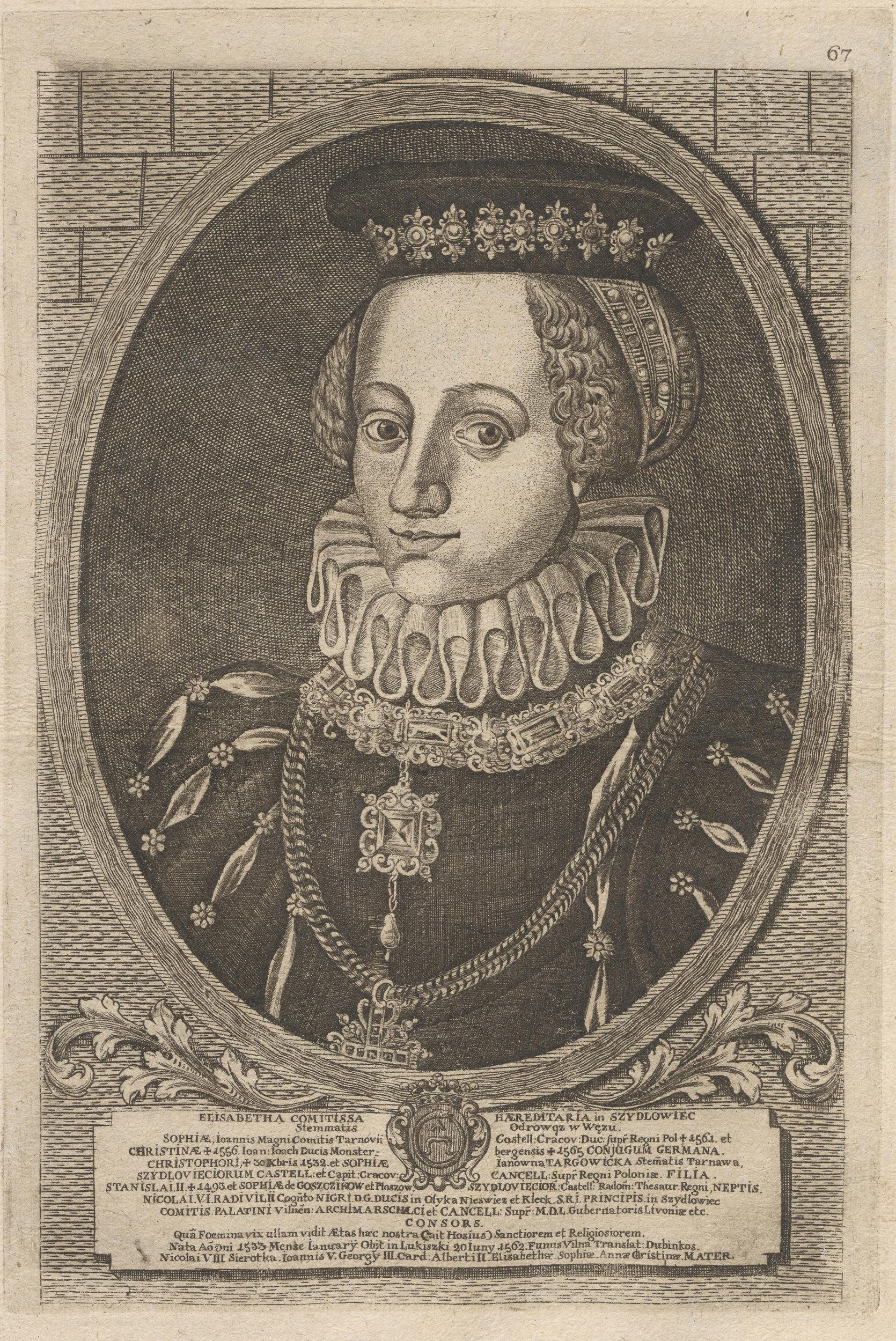 Elżbieta Szydłowiecka