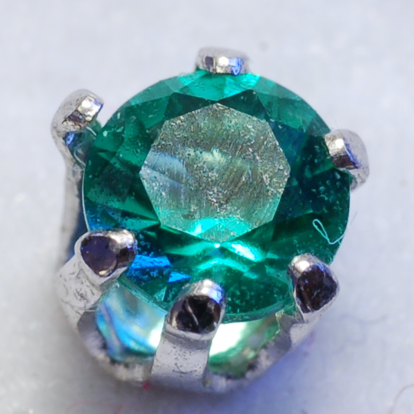 mm emeralds emerald htm gemstones grown synthetic round made man created lab faceted