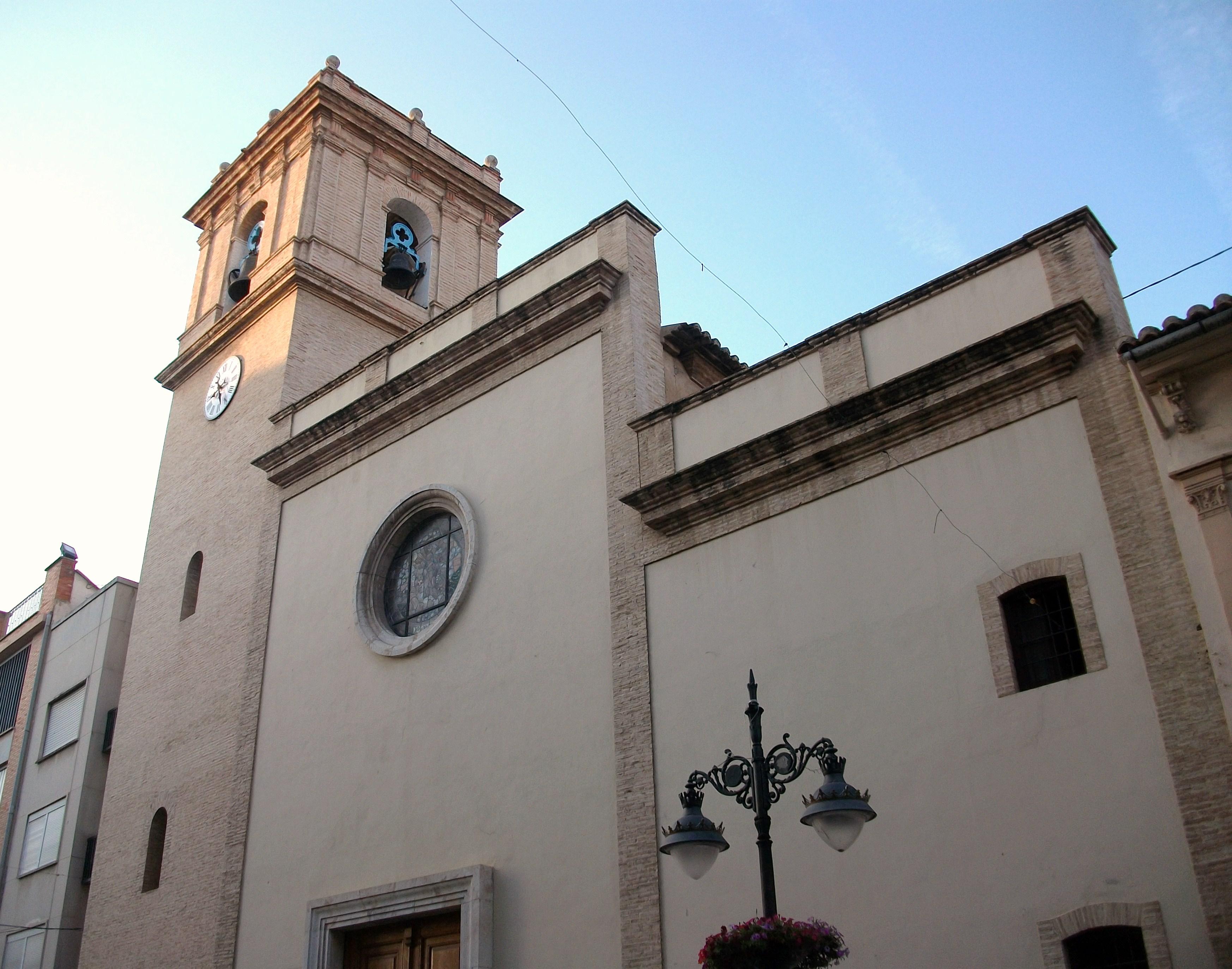 File:Església de la Mare de Déu dels Àngels de Mislata.jpg - Wikimedia Commons