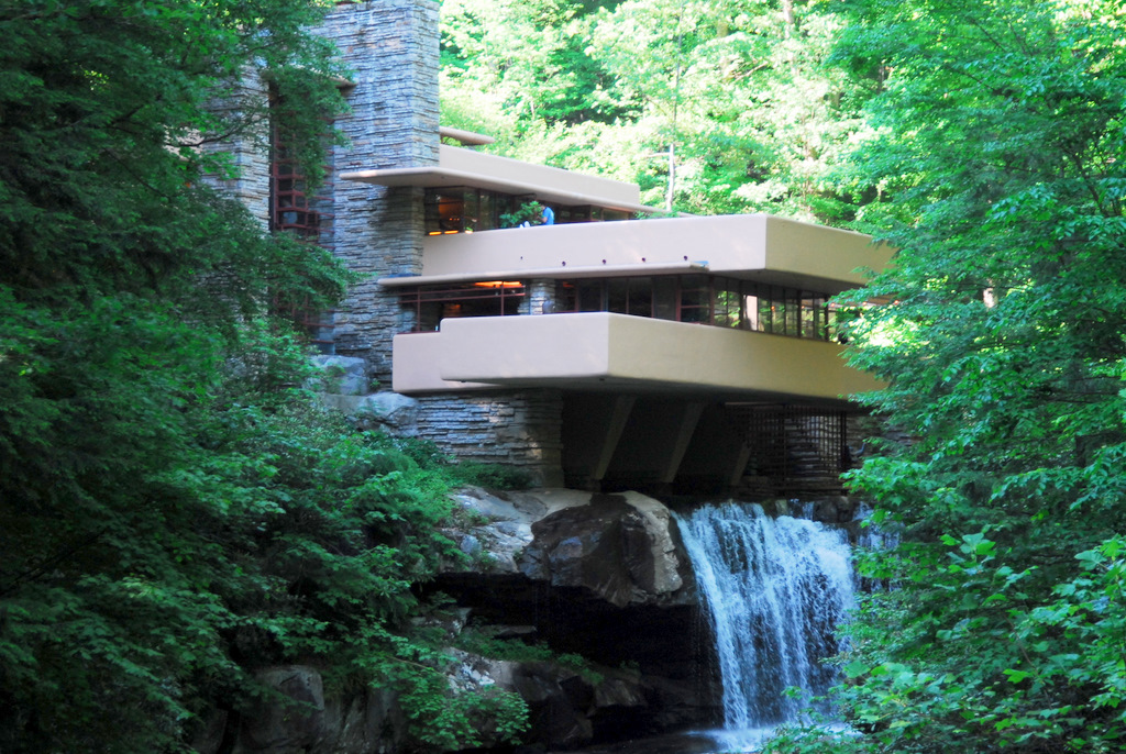 okeanosdesignblog.com | Frank Lloyd Wright Water Features for Home ...